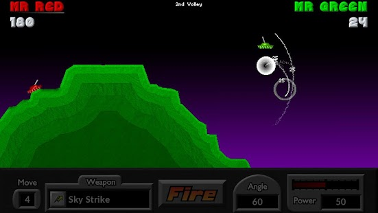 Pocket Tanks - screenshot thumbnail