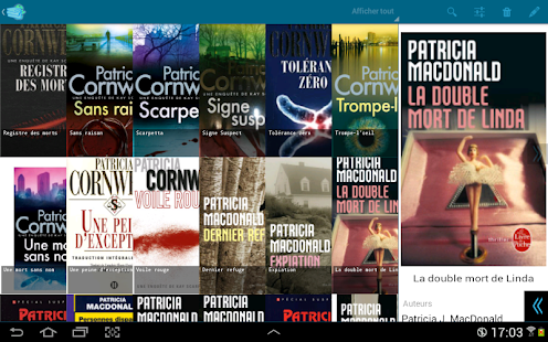 My books- screenshot thumbnail