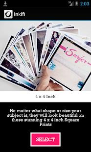 Inkifi - Print Instagram - screenshot thumbnail