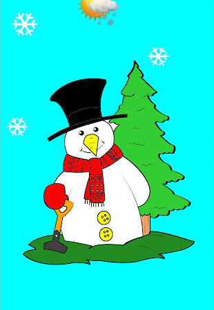 Coloring Christmas - Kids game 1.5 screenshot 513295