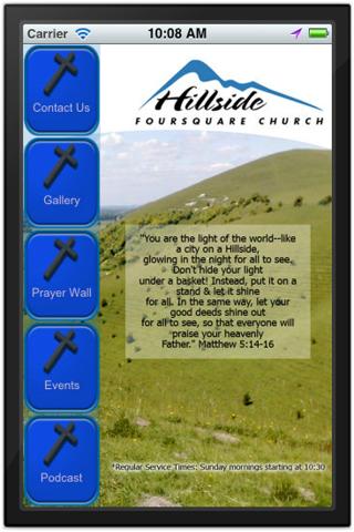 Hillside Foursquare Church