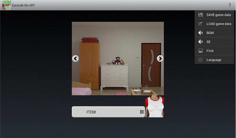 Episode001 Free (Yumi's Room)- screenshot