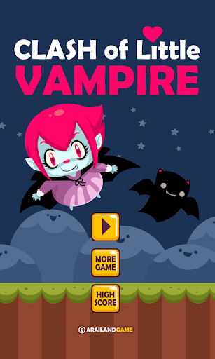 Clash of Little Vampire