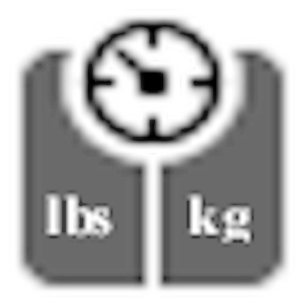 What is 165 pounds in kilograms?