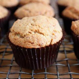 Vegan Banana Bread Muffins.