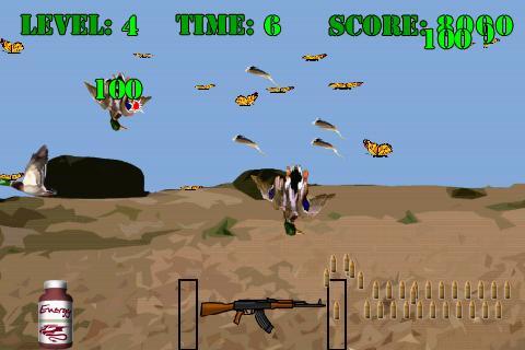Duck Carnage+- screenshot