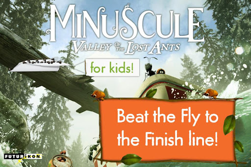 Minuscule: Valley of the Ants