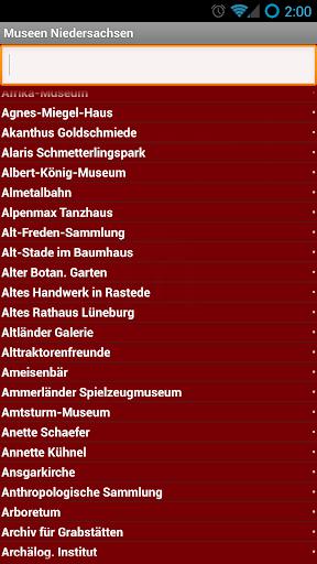 旅遊必備APP下載|Museen - Niedersachsen 好玩app不花錢|綠色工廠好玩App