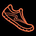 歩数計 & カロリーカウンター icon