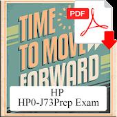 HP HP0-J73 Prep Exam