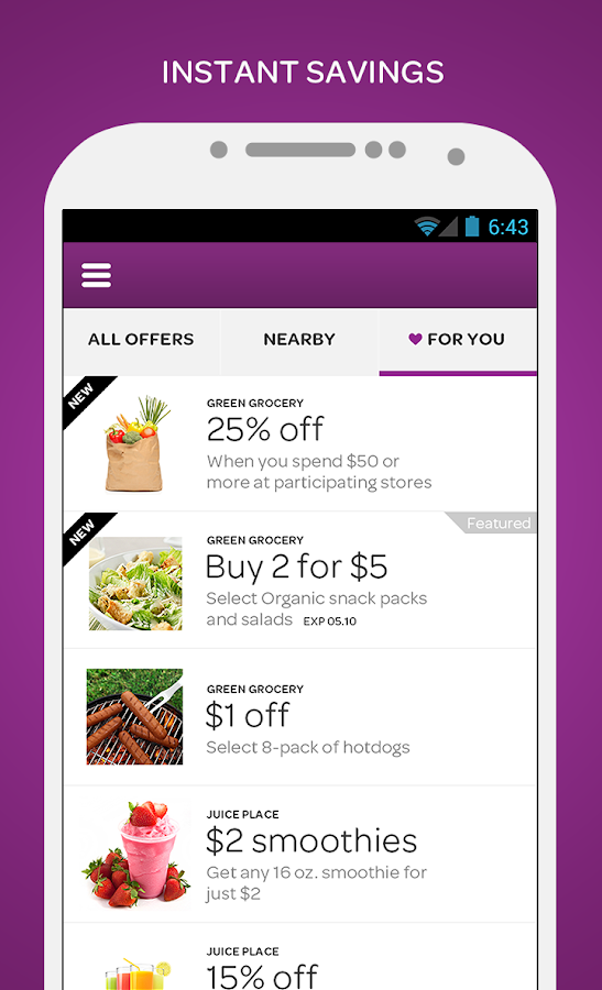 Softcard - screenshot