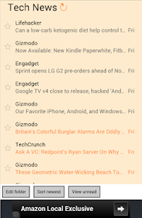 Modern Reader- screenshot thumbnail