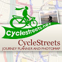 CycleStreets journey planner icon