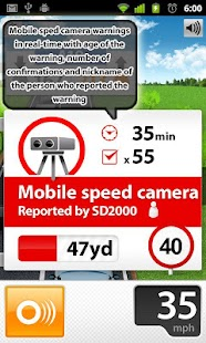 Speed Cams Wikango HD v4.3.2- screenshot thumbnail