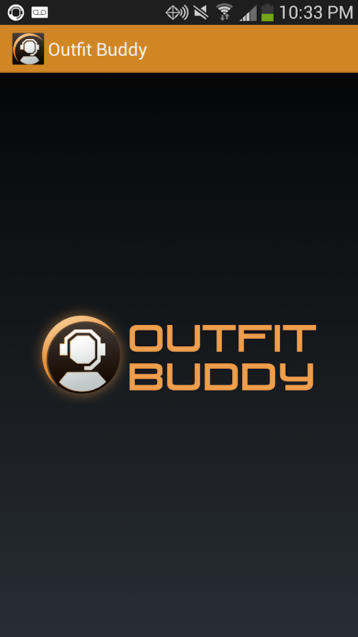 Outfit Buddy - screenshot