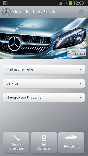 Mercedes-Benz Service Schweiz