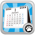 Ordinary calendar icon