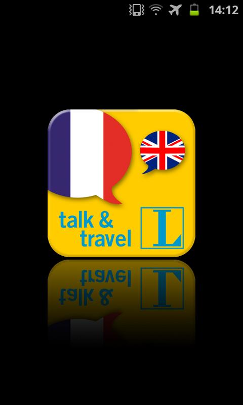 French talk&travel- screenshot