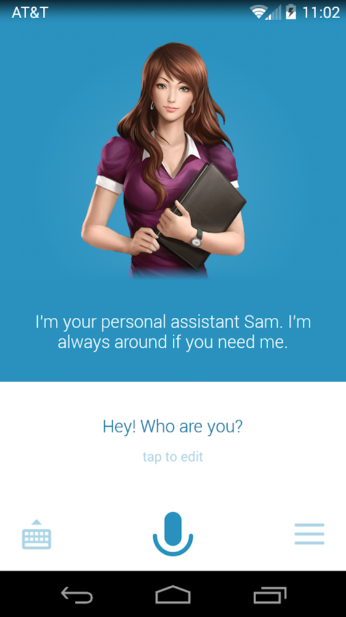 Assistant - screenshot