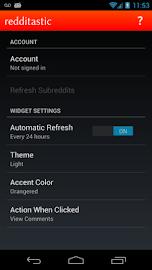 redditastic – reddit widget Screenshot 6