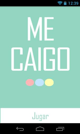 Me Caigo