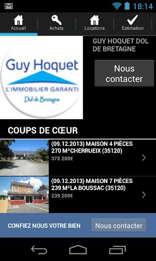 GUY HOQUET DOL DE BRETAGNE