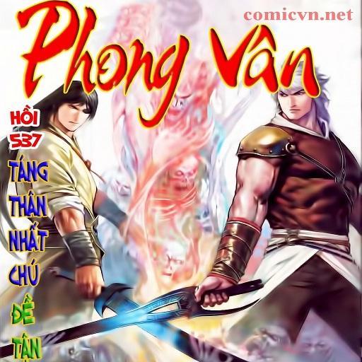 Phong Vân - Phong Van