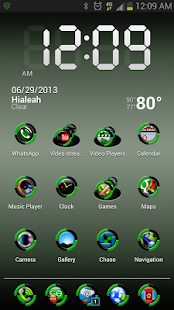 Download HD Icons: Green Bio-Sphere 1 0 1 APK for Android