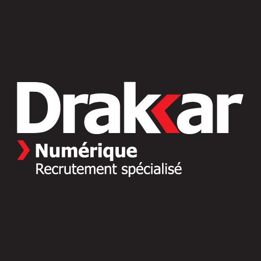 Drakkar Recrutement Numérique LOGO-APP點子