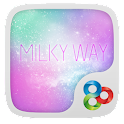 Milky Way GO Launcher Theme APK Cracked Download