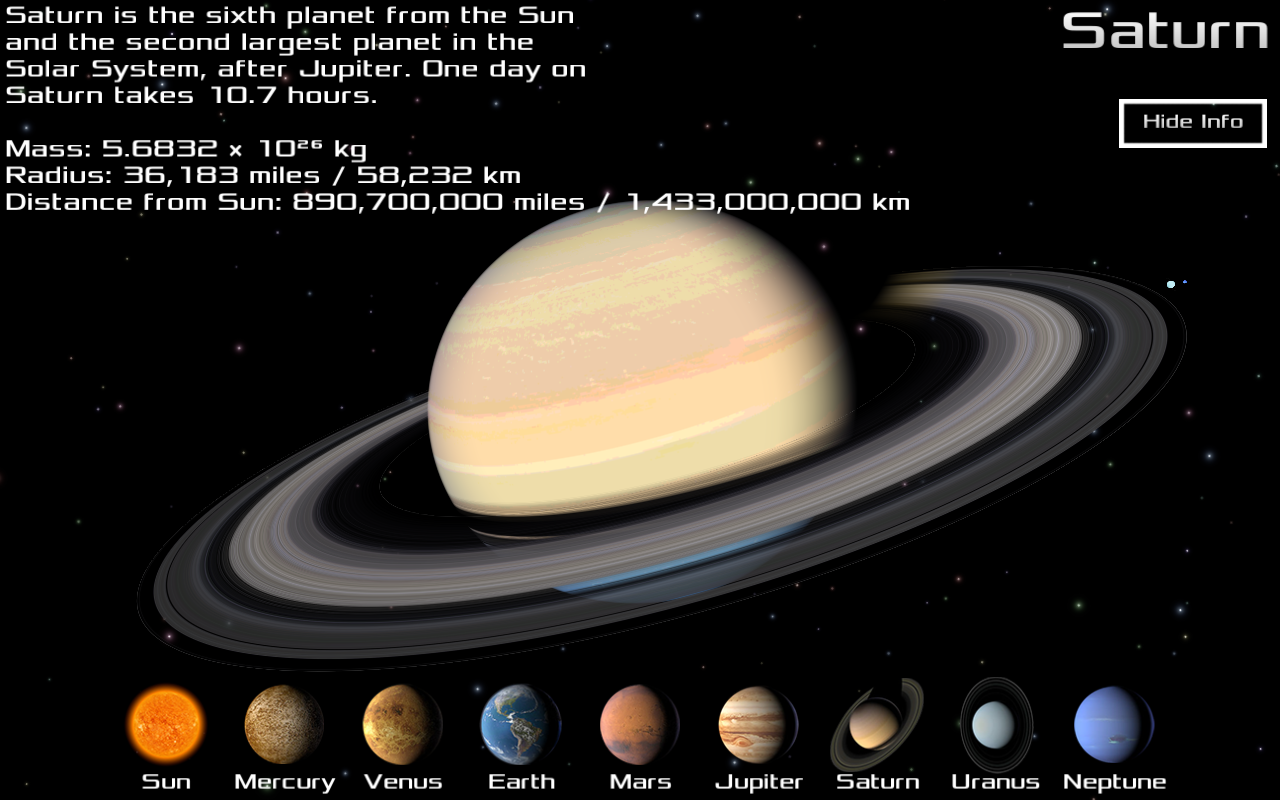 solar system in your pocket - photo #10