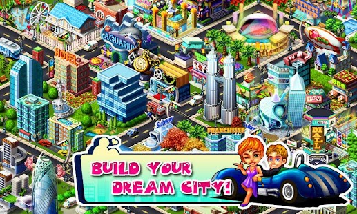 X City - Build your dream city - screenshot thumbnail