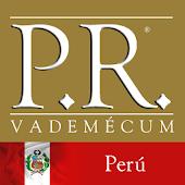 PR Vademécum Perú para tablets