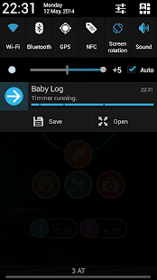 Baby Log - Breastfeeding amm- screenshot thumbnail