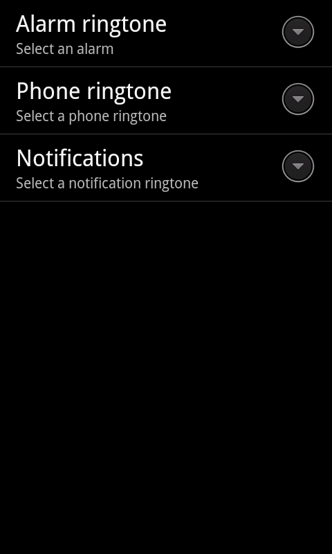 Popular Funny Ringtones - screenshot