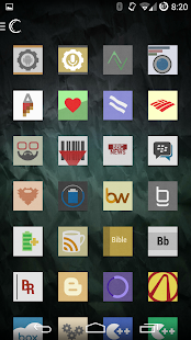 Cardstock Icon Pack - screenshot thumbnail