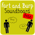Fart and Burp Soundboard free icon