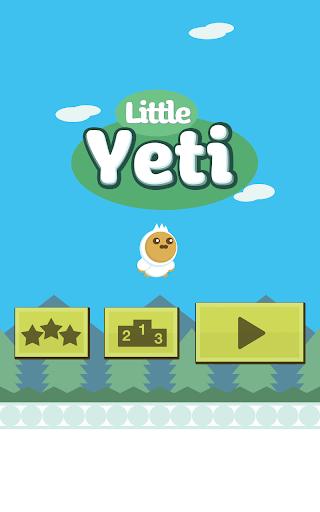 Little Yeti: Flappy Fun