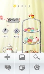 玩娛樂App|CUKI Theme Afternoon Tea免費|APP試玩