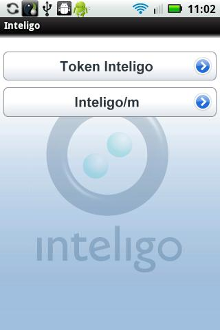Inteligo - screenshot