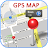GPS Map Offline Map Free logo