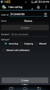 Fake Call & SMS & Call Logs v4.2
