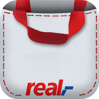 real,- leaflet, coupons 4.2