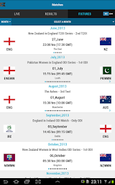 The ESPNcricinfo Cricket App Screenshot 11