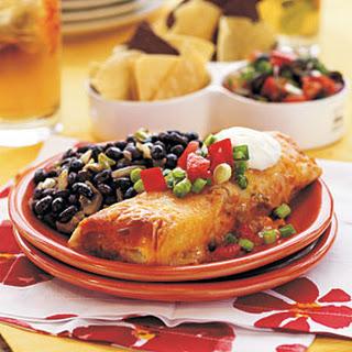 Chicken Burritos With Cream Of Chicken Soup Recipes.