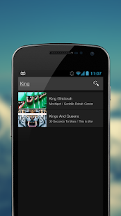 Echo Music Player - screenshot thumbnail