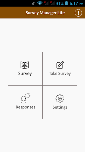 Survey Manager Lite