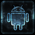 Blue Grunge - Icon Pack icon