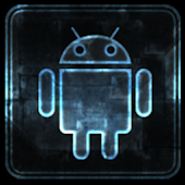 Icon Pack - Blue Grunge