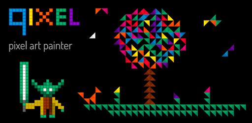 Qixel Pro : Pixel Art Maker on Windows PC Download Free - 1 3 1
